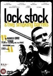 Movie - Lock Stock & Two Smoking Barrels  (1DVD)