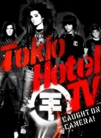 Tokio Hotel - Caught On Camera  (2 DVD)