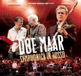 Doe Maar - Symphonica in Rosso (2CD+1DVD)