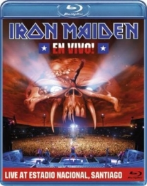 Iron Maiden - En Vivo!  (2BLU-RAY)
