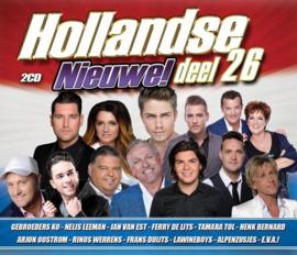 Various - Hollandse Nieuwe 26 (2CD)