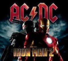 AC/DC - Iron Man 2  (1CD)