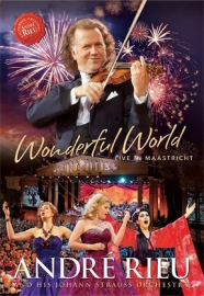 Andre Rieu - Wonderful world - Live in Maastricht 2015  (1DVD)