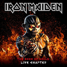 Iron Maiden - The Book Of Souls: Live (2CD)