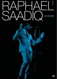 Raphael Saadiq - Live In Paris  (1DVD+1CD)