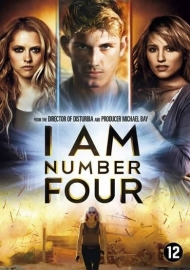 Movie - I am Number Four  (1DVD)