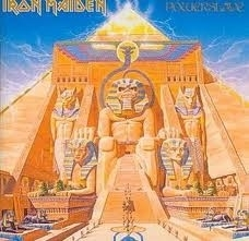 iron Maiden - Powerslave  (1CD)