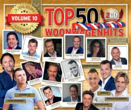 Various - Woonwagenhits Top 50 Volume 10 (2CD)
