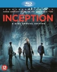 Movie - Inception  (2BLU-RAY)