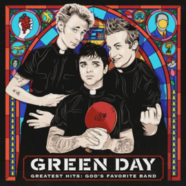 Green Day - Greatest Hits: God's Favorite Band (1CD)