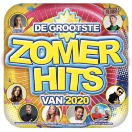 Various - De Grootste Zomerhits Van 2020 (2CD)