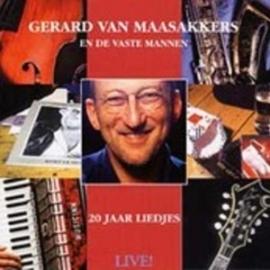 Gerard van Maasakkers - 20 Jaar Liedjes (1CD)