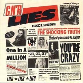 Guns n` Roses - GNR Lies (1CD)