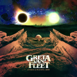 Greta Van Fleet - Anthem Of The Peaceful Army (1CD)