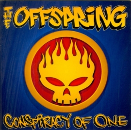 The Offspring - Conspiracy of one (1CD)