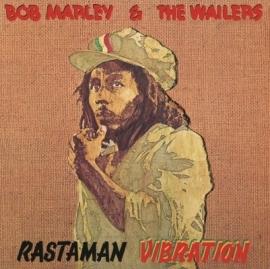 Bob Marley - Rastaman Vibration  (1LP)
