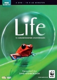 Tv Serie - BBC Earth: Life  (4DVD)