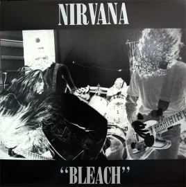 Nirvana - Bleach `Deluxe Edition`  (1CD)
