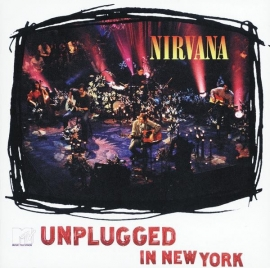 Nirvana - MTV Unplugged (1LP)