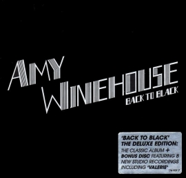 Amy Winehouse - Back to Black  `special uitgave`  (2CD)