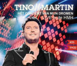 Tino Martin - Het concert van mijn dromen (2CD)