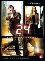 Tv Serie - 24 seizoen 8  (6DVD)