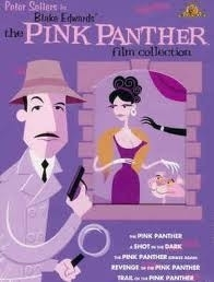 Movie - The Pink Panther  (5DVD)