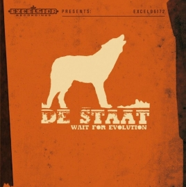 De Staat - Wait For Evolution  (1CD)