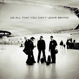 U2 - All That You Can`t Leave Behind (1CD)