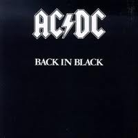AC/DC - Back in Black  (1LP)