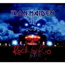 Iron Maiden - Rock in Rio  (2CD)