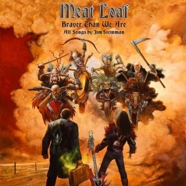 Meatloaf - Braver Than We Are (1CD)