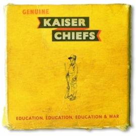 Kaiser Chiefs - Education, Education, Education & War (1CD)
