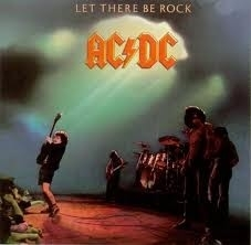 AC/DC - Let There Be Rock  (1LP)