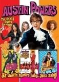 Movie - Austin Powers 1+2+3  (3DVD)