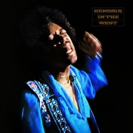 Jimi Hendrix - In The West  (2LP)