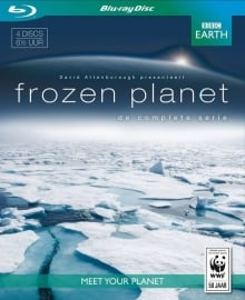 Tv Serie - BBC Earth: Frozen Planet  (4BLU-RAY)