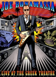 Joe Bonamassa - Live At The Greek Theatre (2DVD)