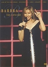 Barbra Streisand - The Concert: Live At The MGM Grand  (1DVD)