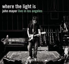 John mayer - Where The Light Is  (2CD)