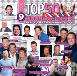 Various - Woonwagenhits Top 50 Deel 9 (2CD)