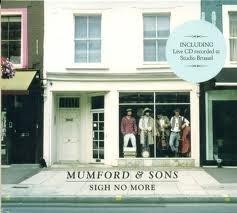 Mumford & Sons - Sigh no more (1CD)