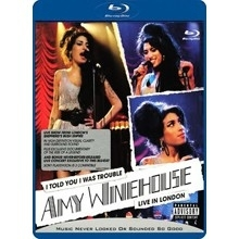 Amy Winehouse - I Told You I Was Trouble Live  (1BLU-RAY)