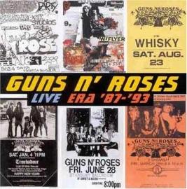 Guns n` Roses - Live Era `87-`93 (2CD)