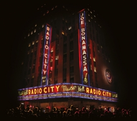 Joe Bonamassa - Live at the Radio City Music Hall (1CD+1DVD)