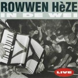 Rowwen Heze - In de Wei (1CD)