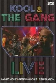 Kool & The Gang - Live  (1DVD)