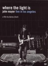 John Mayer - Where The Light Is  (1DVD)