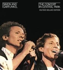 Simon & Garfunkel - The concert in Central Park (1CD+1DVD)