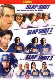 Movie - Slap Shot Trilogy  (1DVD)